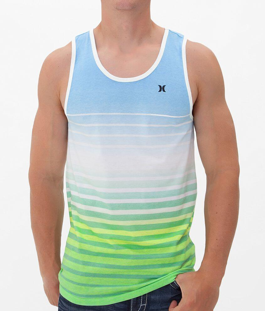 Hurley Arcade Tank Top front view