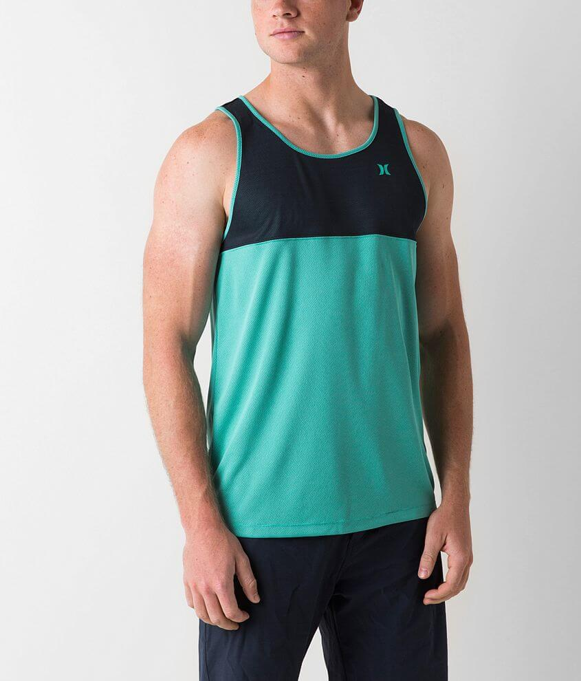 Hurley Shoots Dri-FIT Tank Top front view