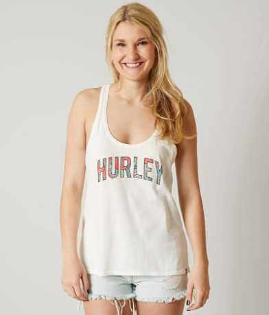 Hurley Sunflower Perfect Tank Top