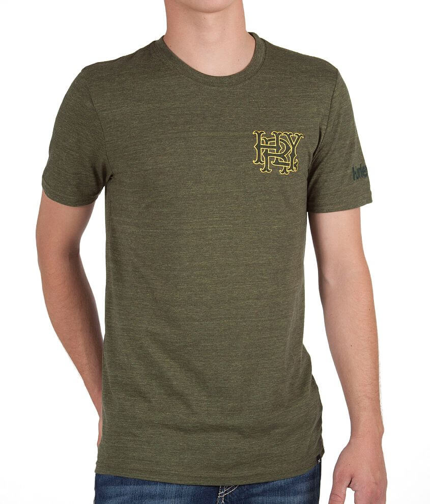 Hurley Major Leaguer T-Shirt front view