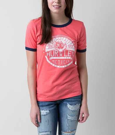 Hurley Tiger Girl T-Shirt