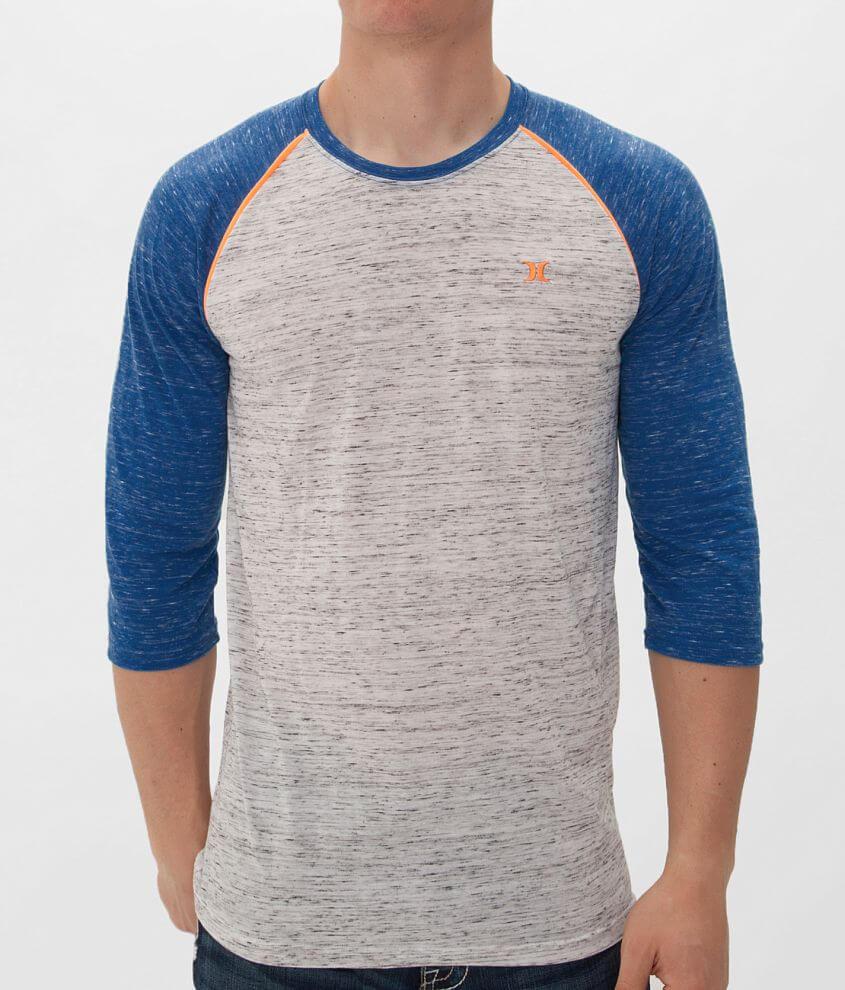 Hurley Basic Raglan T-Shirt front view