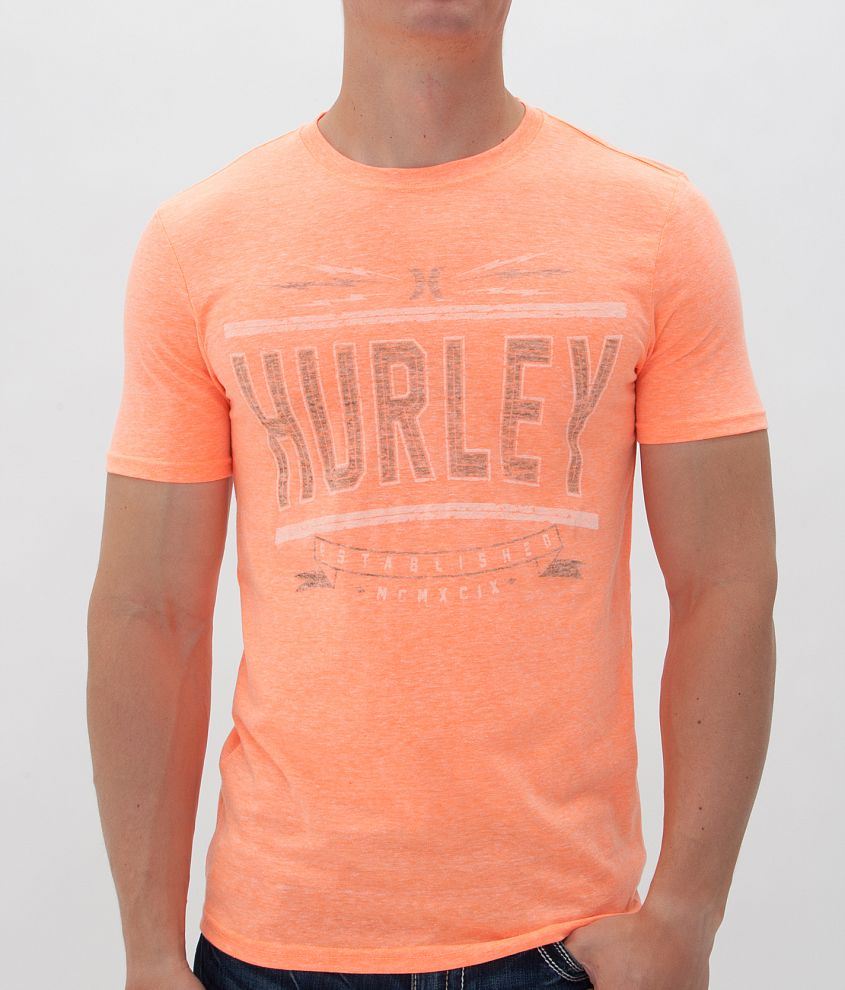 Hurley Charging T-Shirt front view