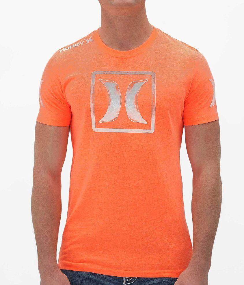 Hurley Slycon T-Shirt front view