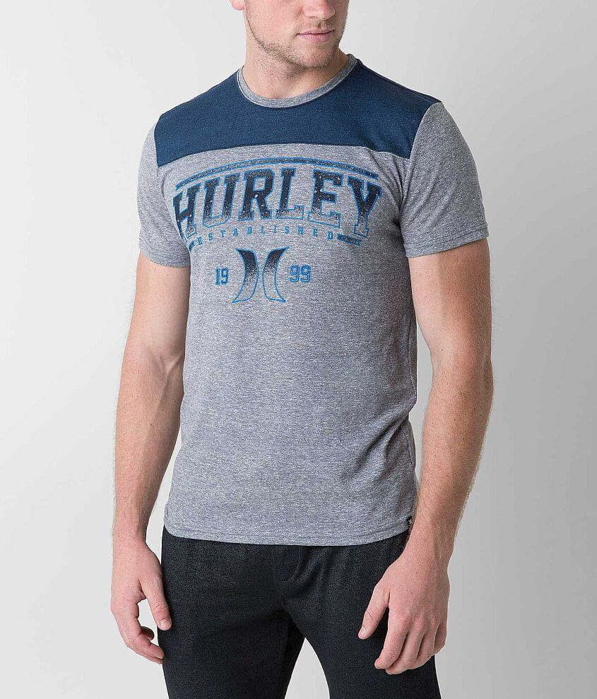 Hurley Bold T-Shirt front view