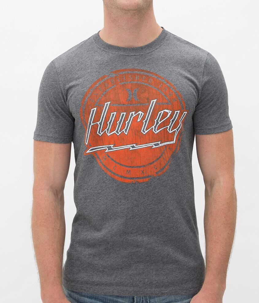 Hurley Lights Dri-FIT T-Shirt front view