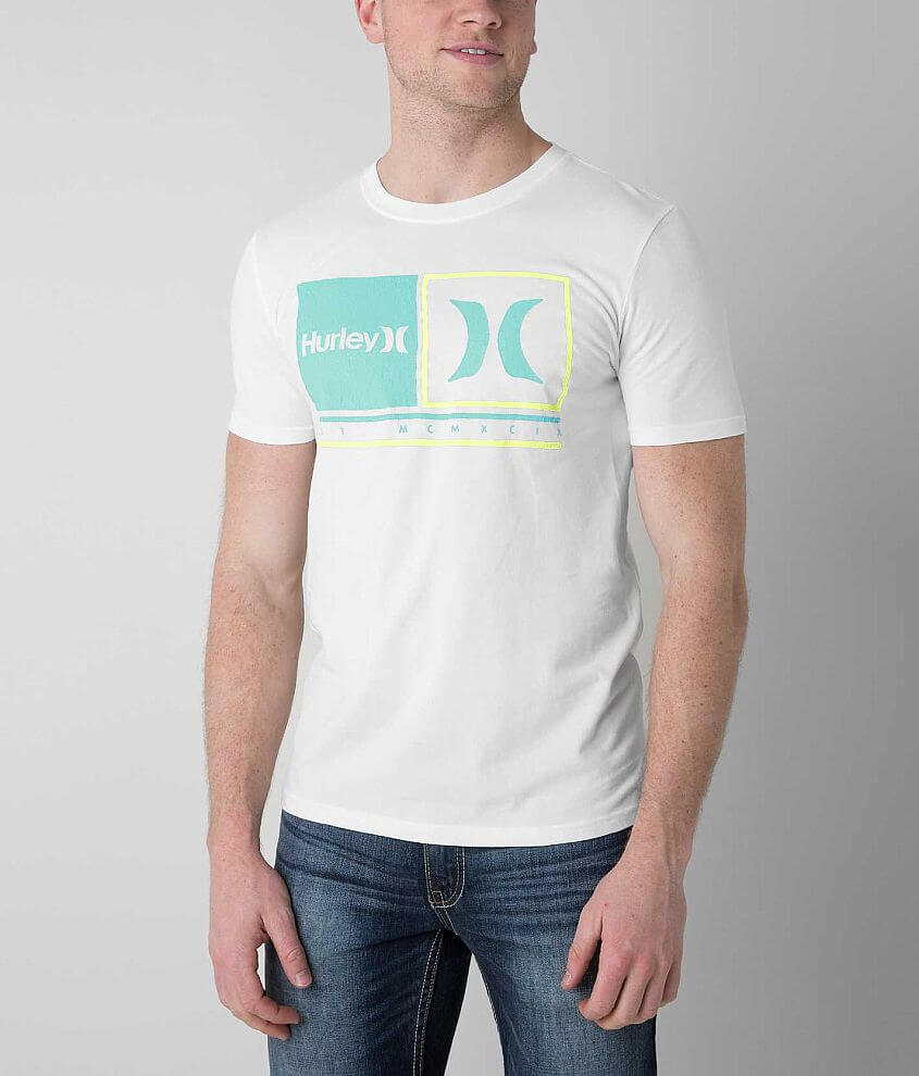 Hurley Call It Dri-FIT T-Shirt front view