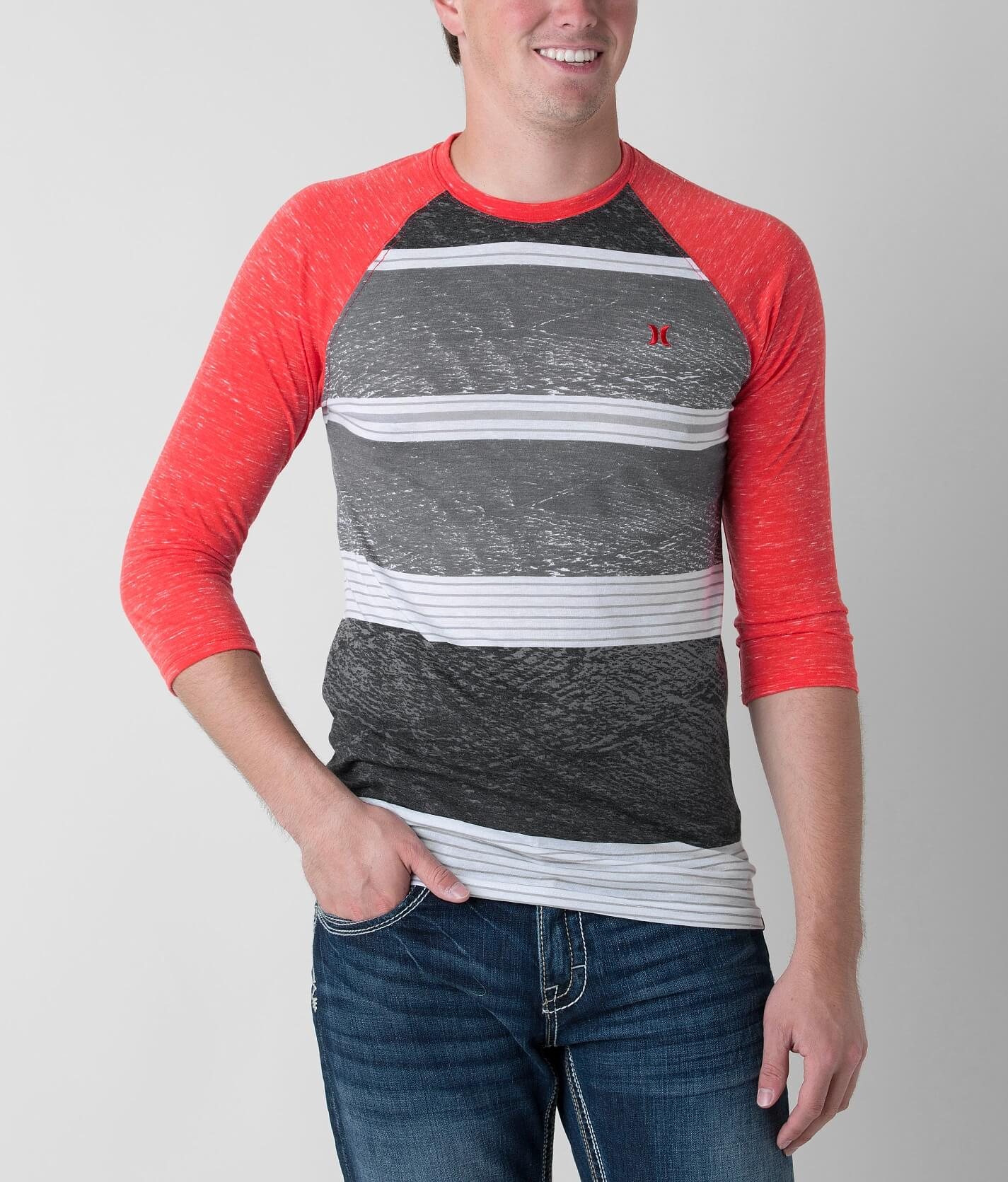 Hurley Against The Grain T-Shirt