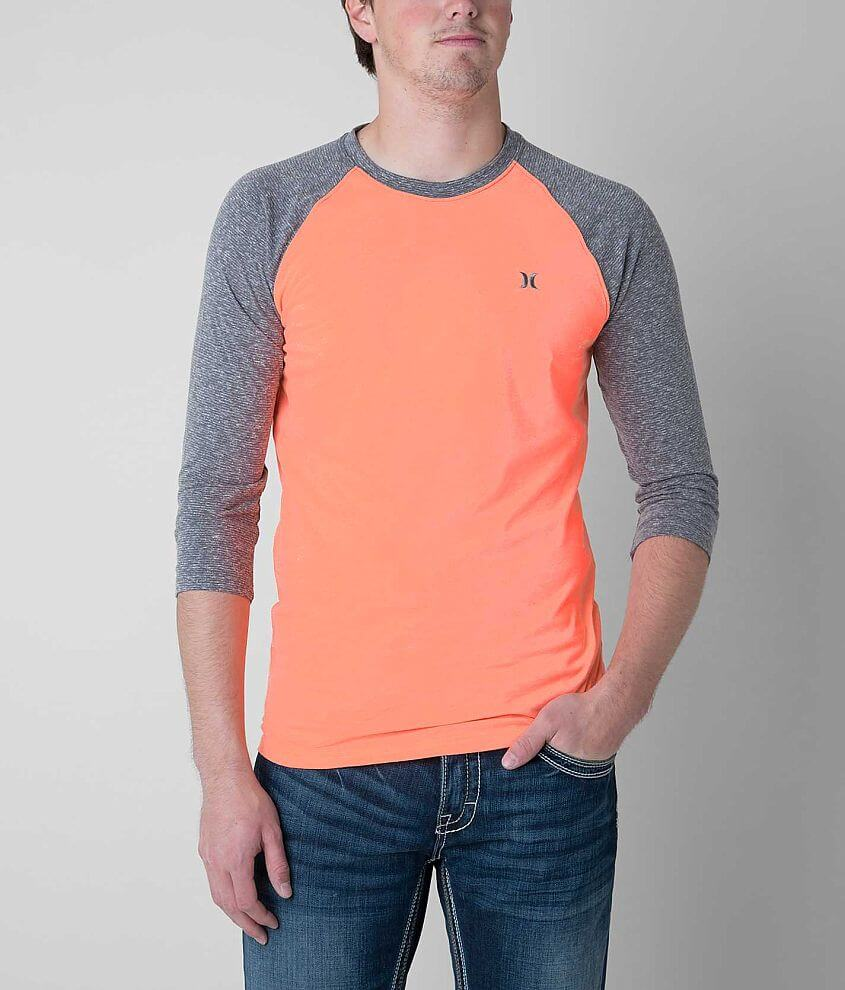 Hurley Basic T-Shirt front view