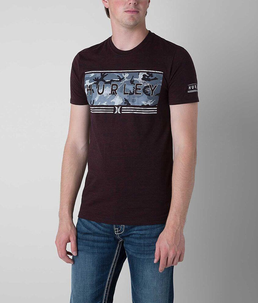 Hurley Native Block T-Shirt front view