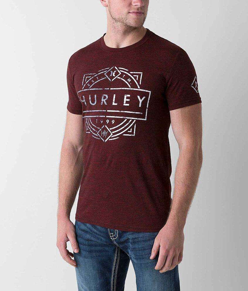 Hurley Manipulate T-Shirt front view