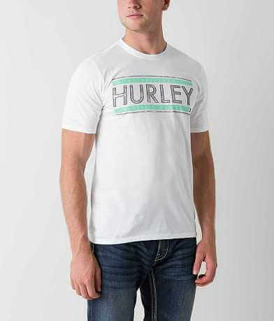 Hurley Cropped T-Shirt