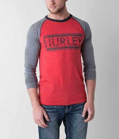 Hurley Croped T-Shirt