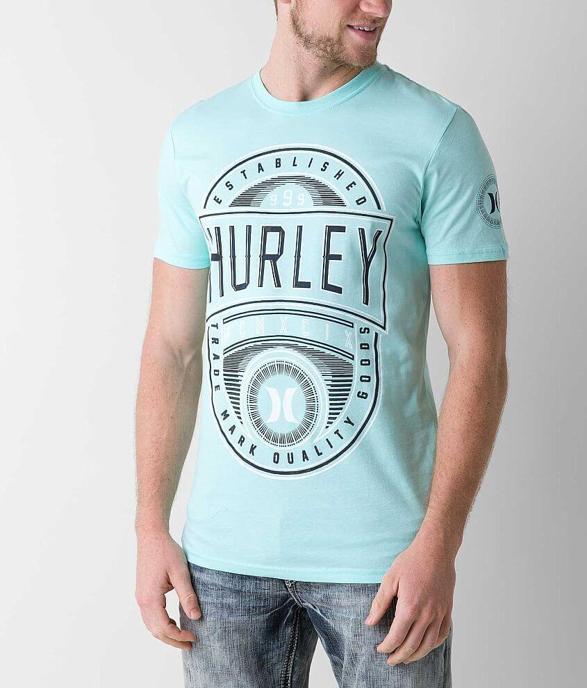 Hurley Upbeat T-Shirt front view