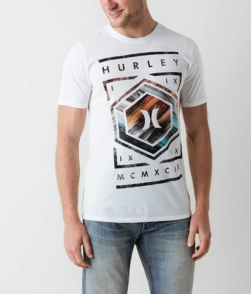 Hurley Toss Up Dri-FIT T-Shirt front view
