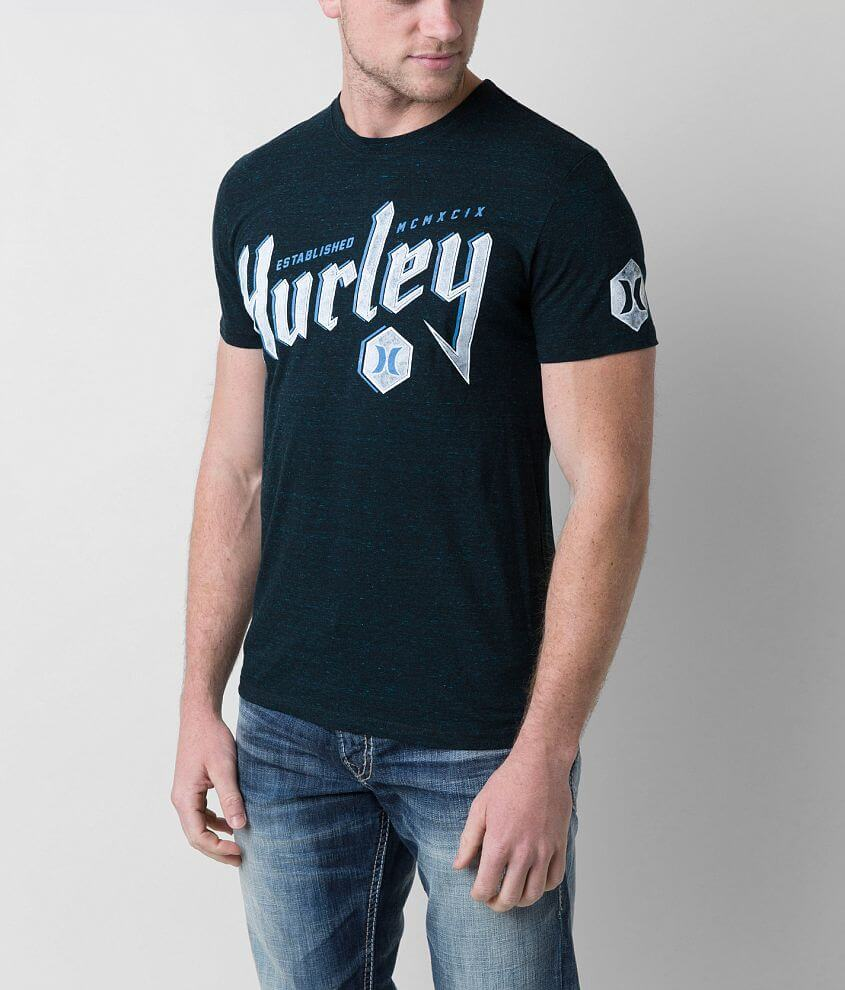 Hurley Murked T-Shirt front view