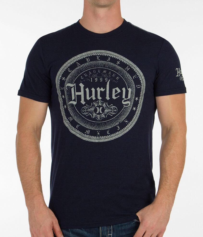 Hurley Kingdome T-Shirt front view
