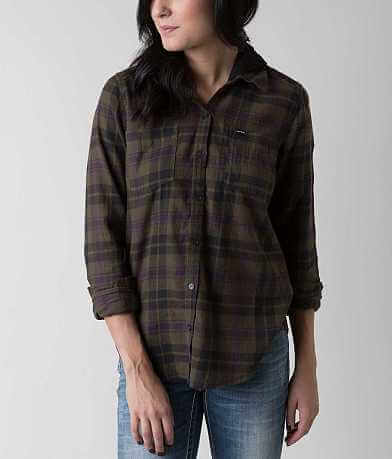 Hurley Wilson Hooded Shirt