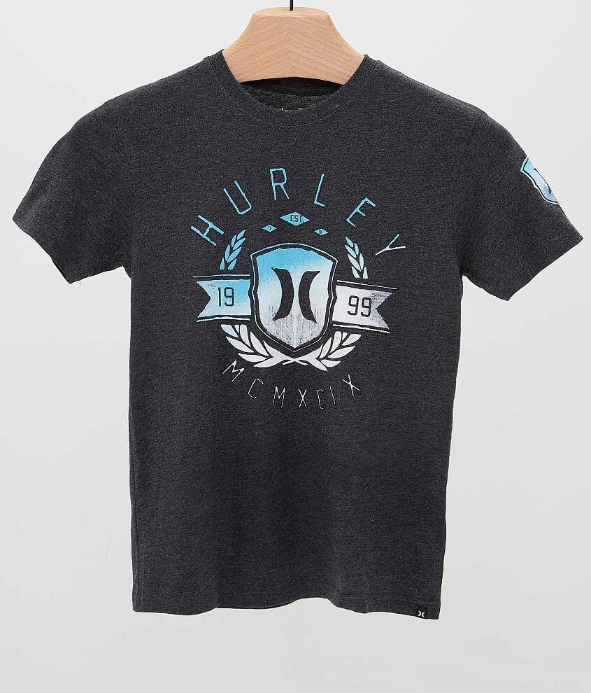 Boys - Hurley Crono T-Shirt front view