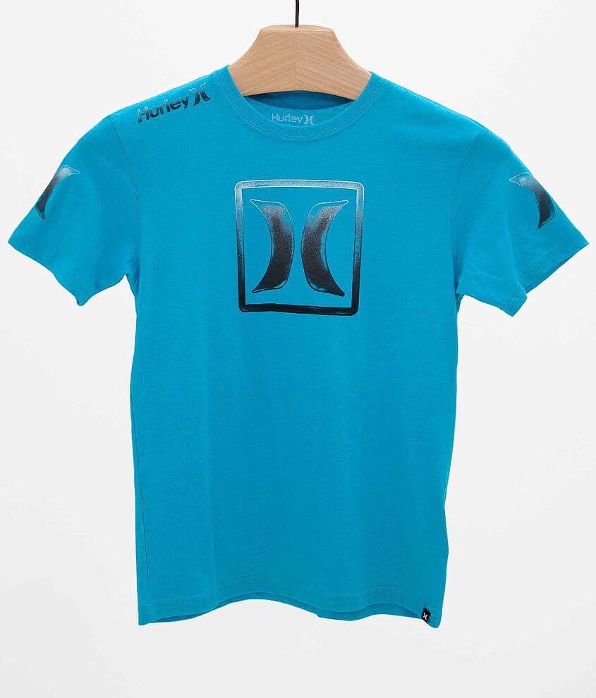 Boys - Hurley Slycon T-Shirt front view