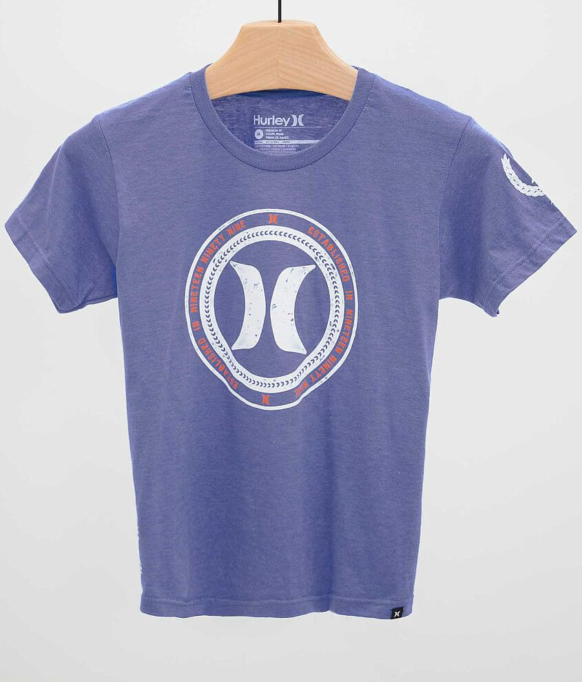 Boys - Hurley Zilla T-Shirt front view
