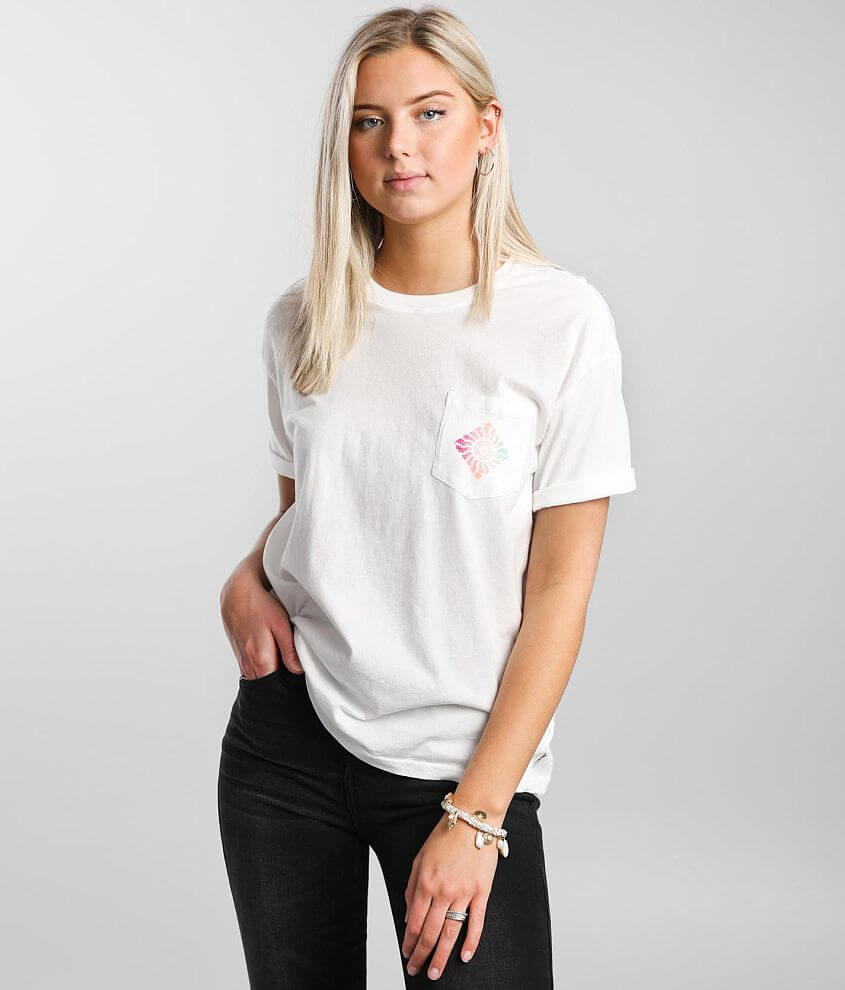 Hurley Belize Oversized T-Shirt front view