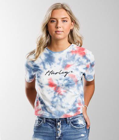 Hurley Scripty Tie-Dye T-Shirt