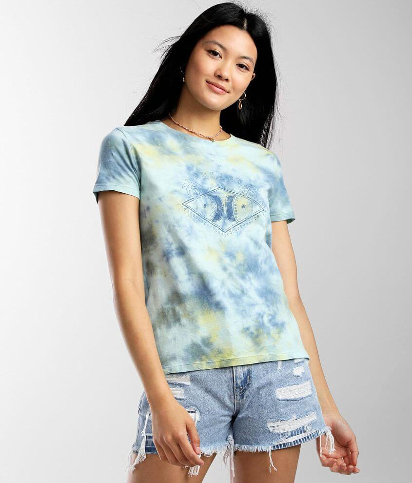 Hurley Honey Dew T-Shirt front view