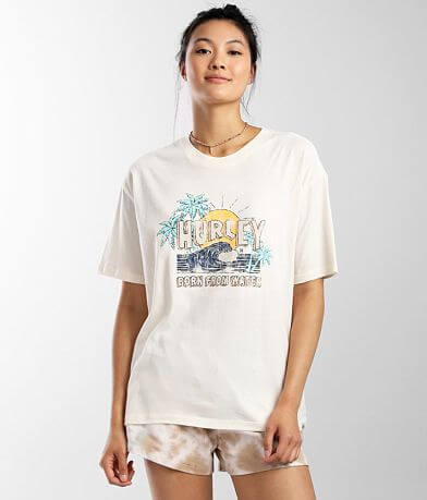 Hurley Sonza Boyfriend T-Shirt