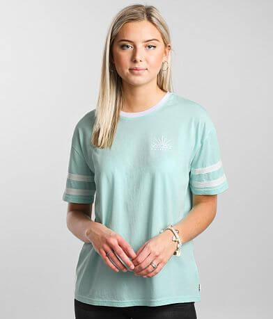Hurley Varsity Oversized T-Shirt