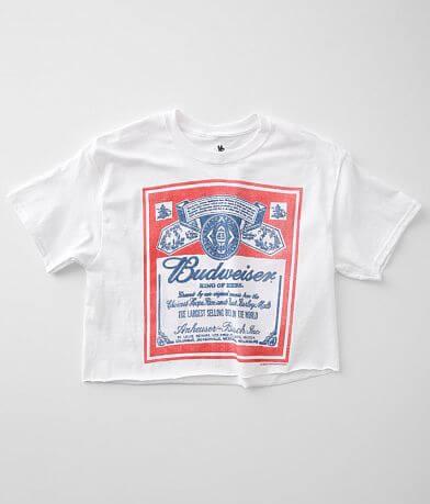 Junkfood Budweiser® Beer T-Shirt