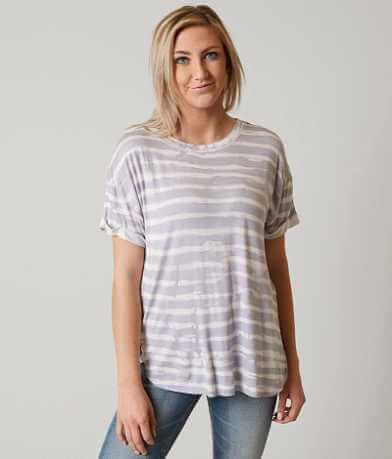 Moon & Sky Striped Top
