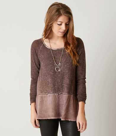 Moon & Sky Washed Top