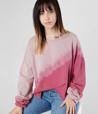 Gilded Intent Tie Dye Washed Sweatshirt