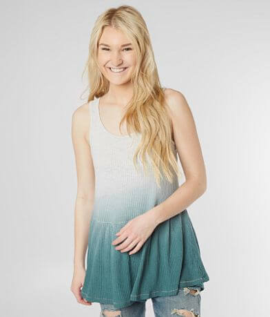 Moon & Sky Ombre Tank Top