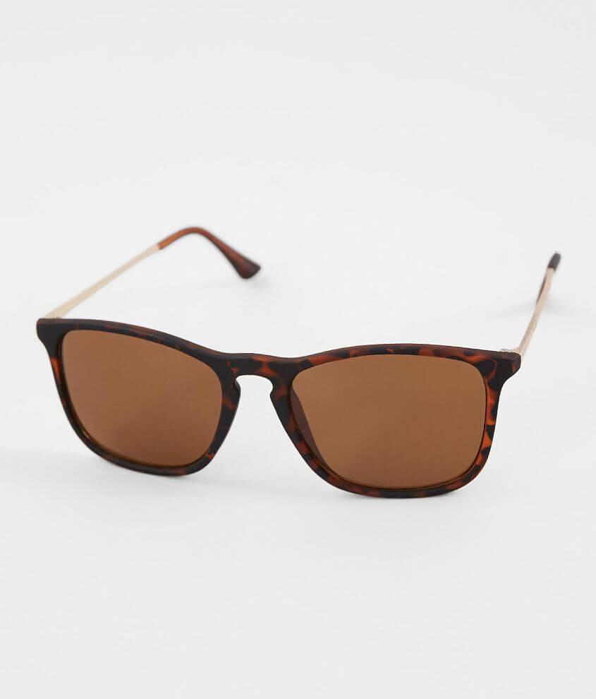 Geoffrey Beene Tort Sunglasses front view