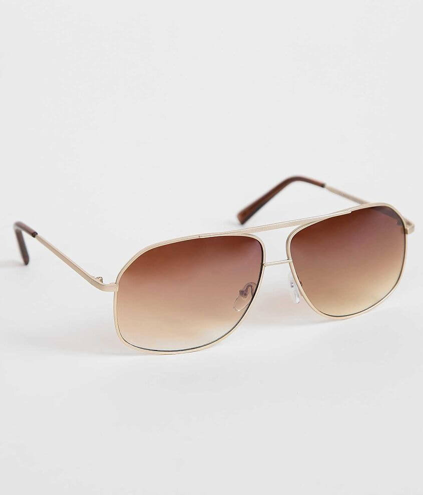 BKE Hex Sunglasses front view
