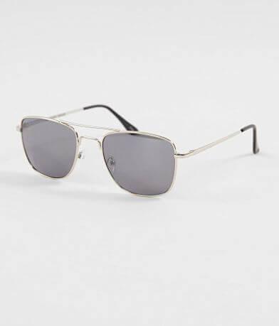 BKE Silver Sunglasses