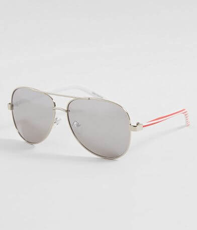 BKE USA Aviator Sunglasses
