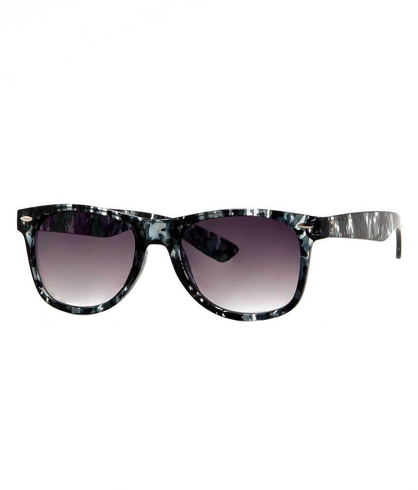 BKE Camo Sunglasses front view