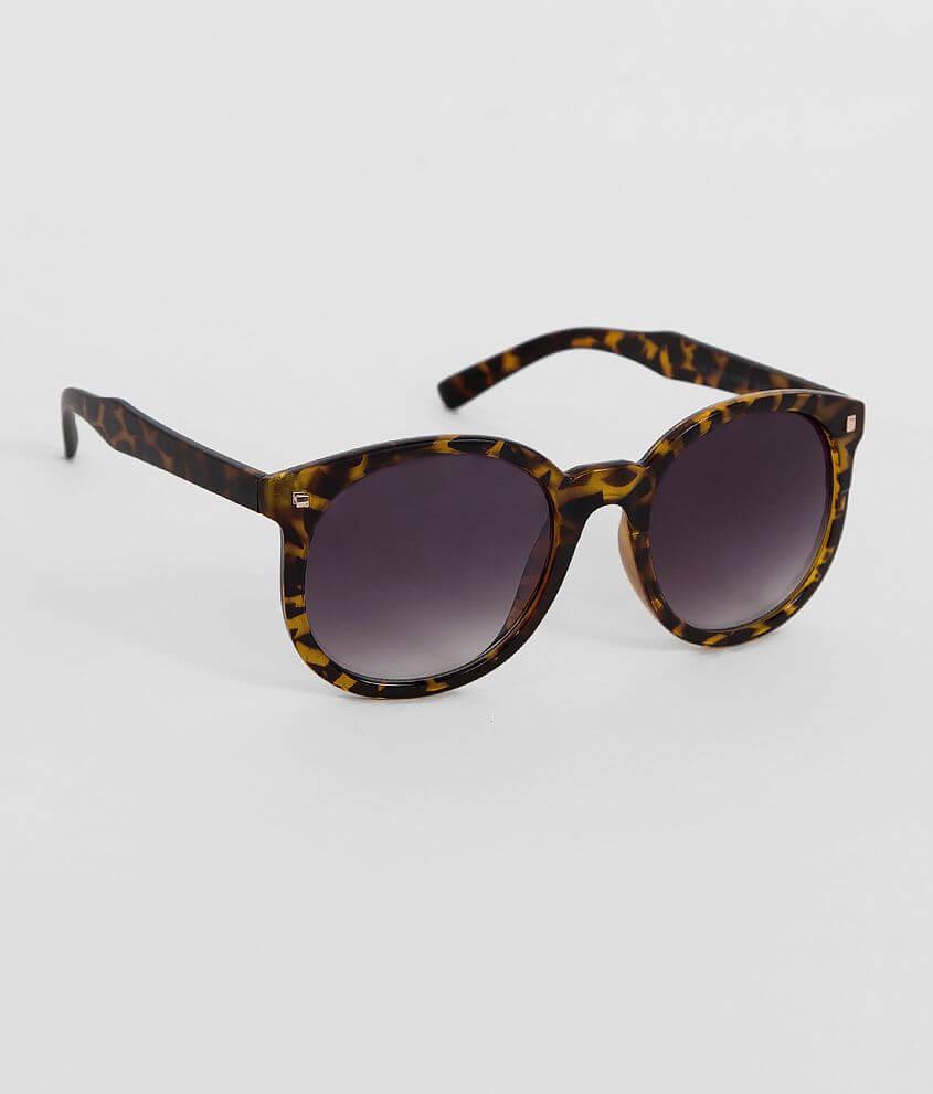 BKE Matte Sunglasses front view