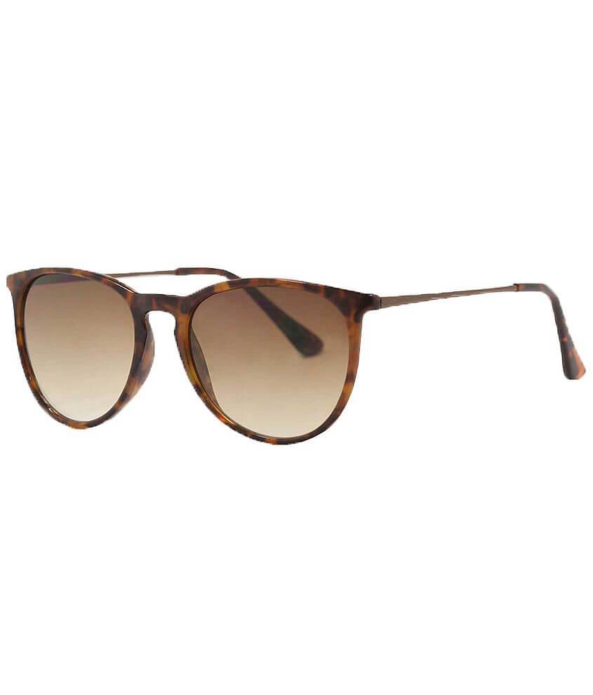 BKE Key Hole Sunglasses front view