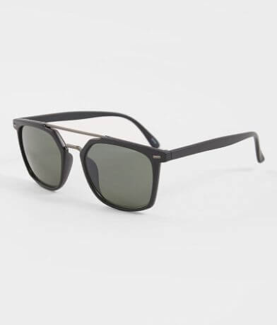 BKE Matte Browbar Sunglasses