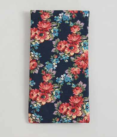 BKE Floral Spring Sunglass Case