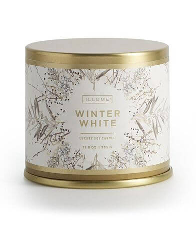 ILLUME Winter White Candle