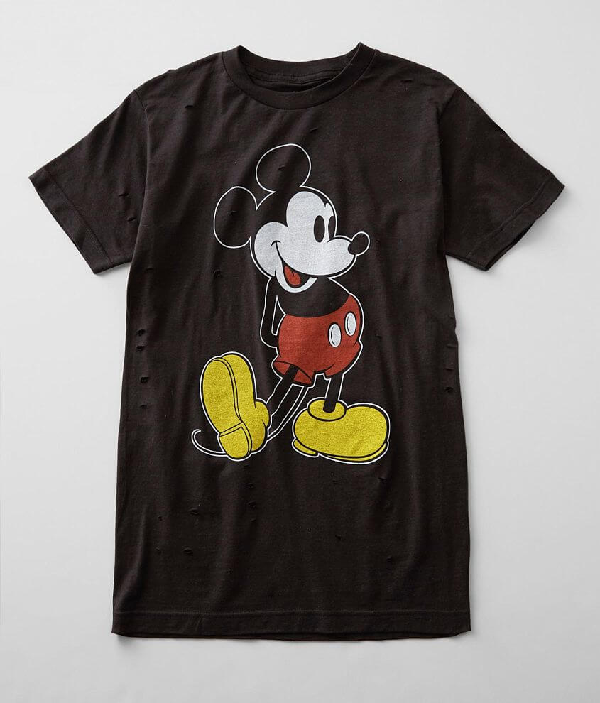 Disney Mickey Mouse T-Shirt front view