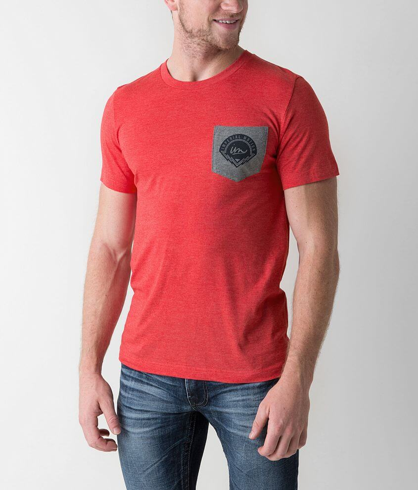 Imperial Motion Bolt T-Shirt front view