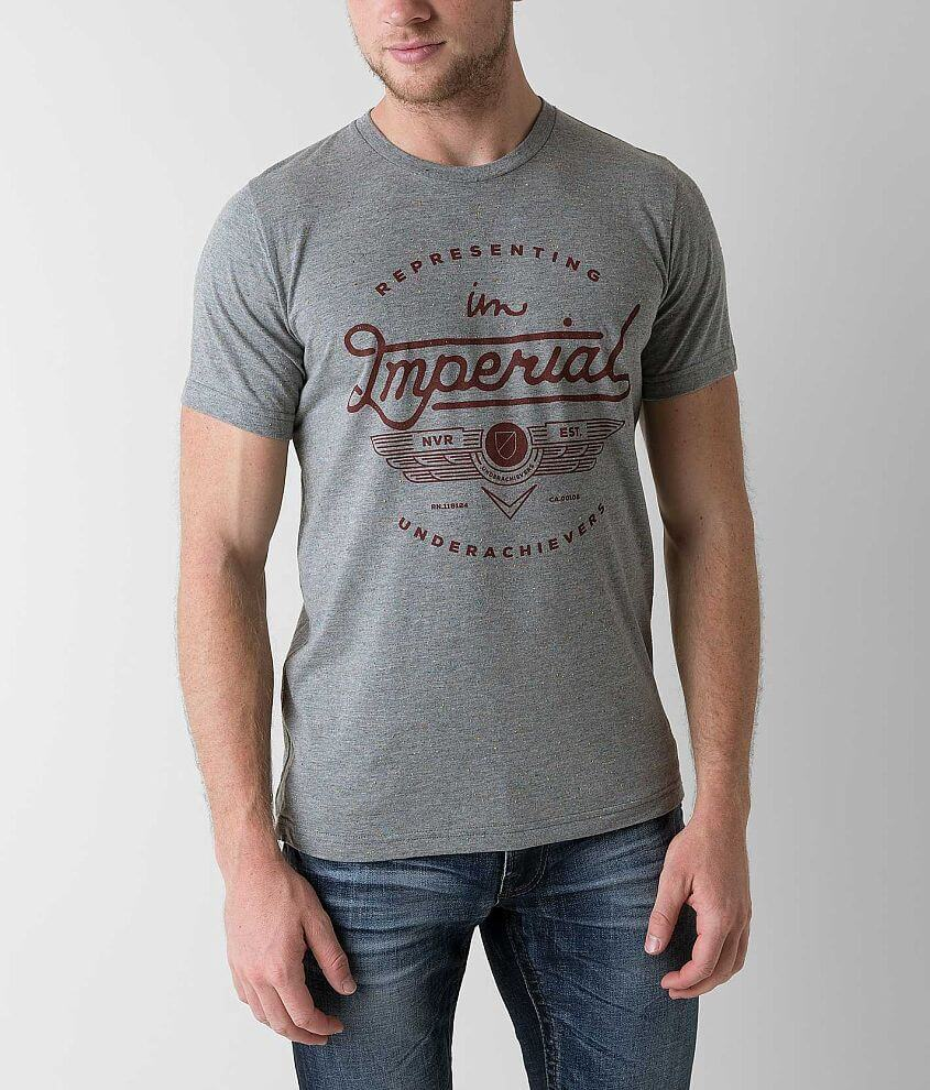 Imperial Motion Garage T-Shirt front view