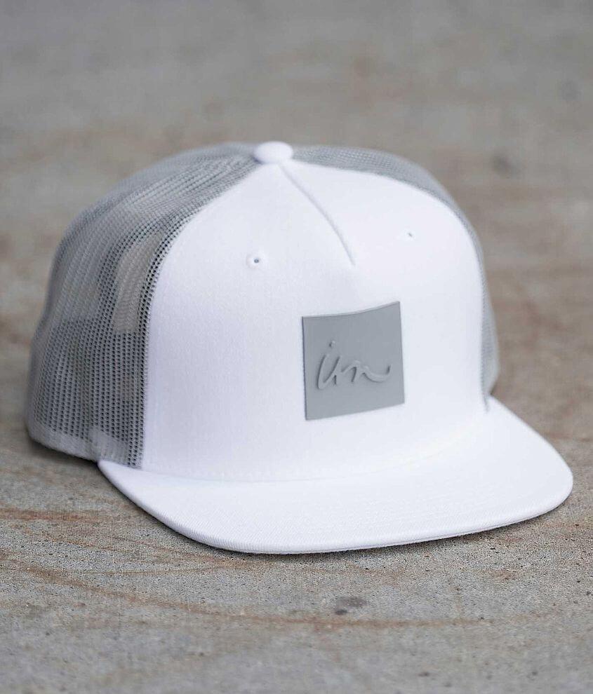 Imperial Motion Lark Trucker Hat front view