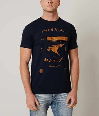 Imperial Motion Passport T-Shirt